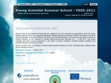 Young Scientist Summer School - YSSS-2011